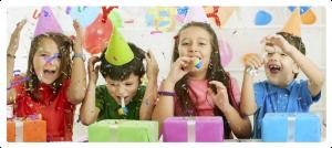 Születésnapi zsúr szervezés Sopronban és környékén - Csiribú